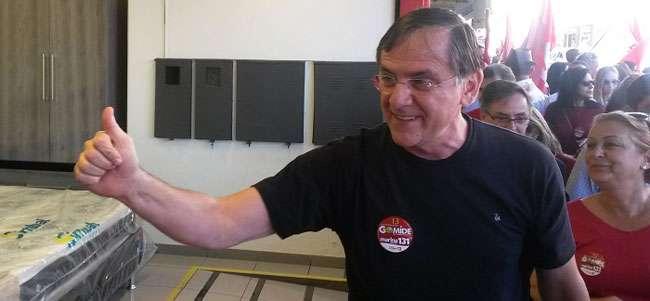 TRE libera Gomide para disputar eleições de outubro