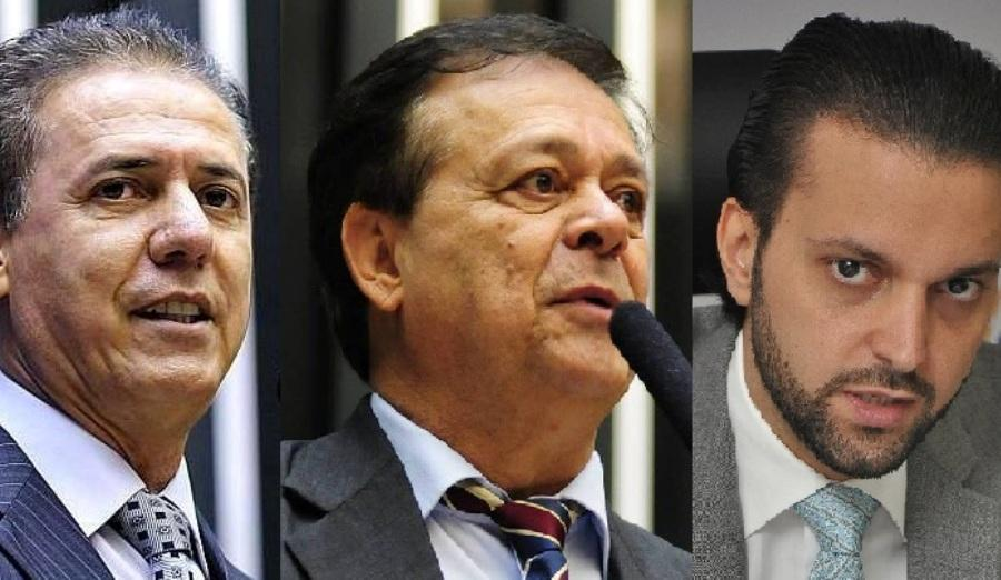 Três goianos não foram à sessão que cassou mandato de Eduardo Cunha