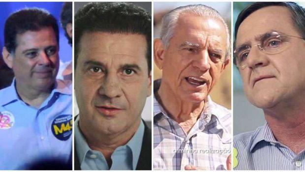 Veja como foi o primeiro programa dos candidatos ao governo de Goiás