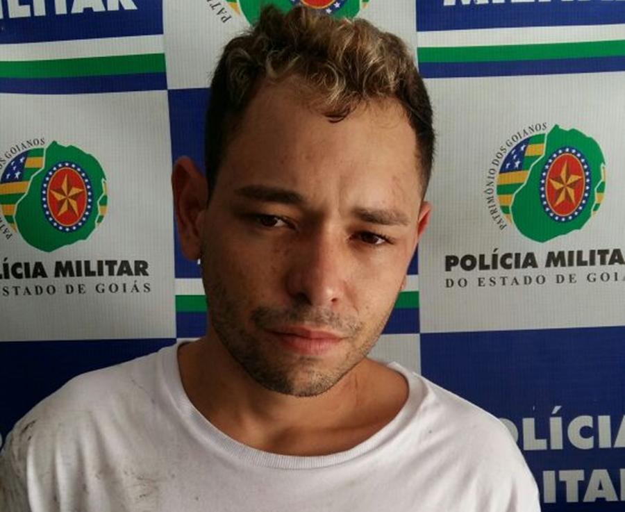 PM prende homem suspeito de cometer 17 homicídios na Região Metropolitana de Goiânia