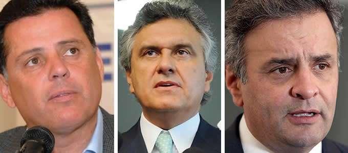 Justiça condena Marconi, Caiado e Aécio por lixo eleitoral