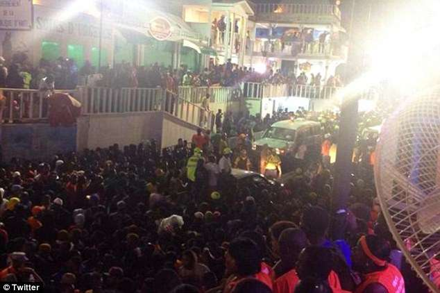 Acidente com carro alegórico mata 15 pessoas durante carnaval no Haiti