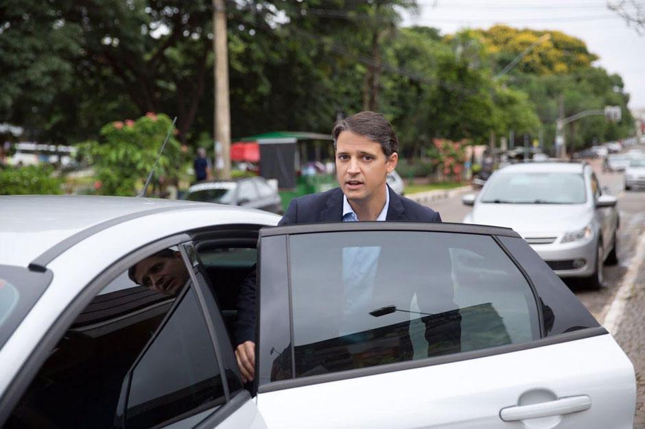 Para Thiago Peixoto, candidatos a prefeito devem se posicionar sobre Uber