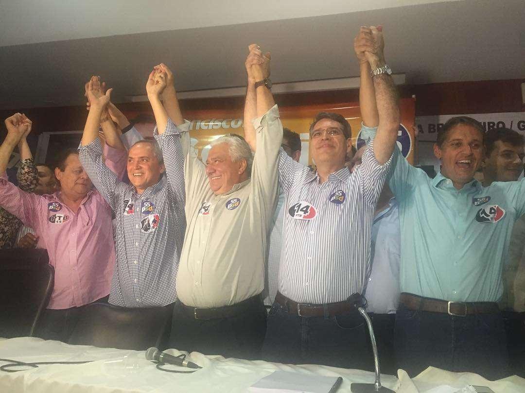 Luiz Bittencourt abre mão da disputa e declara apoio a Francisco Júnior
