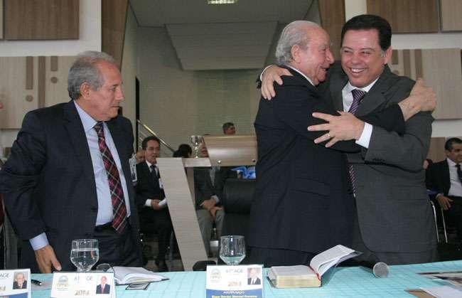 Pastores evangélicos declaram apoio à Marconi Perillo
