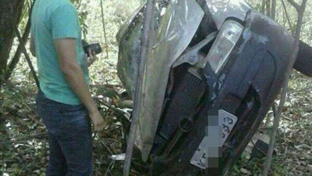 Dois jovens de Goiatuba morrem em acidente na GO-210