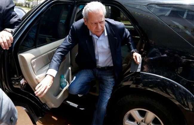 Dirceu entra com pedido de habeas corpus para evitar prisão
