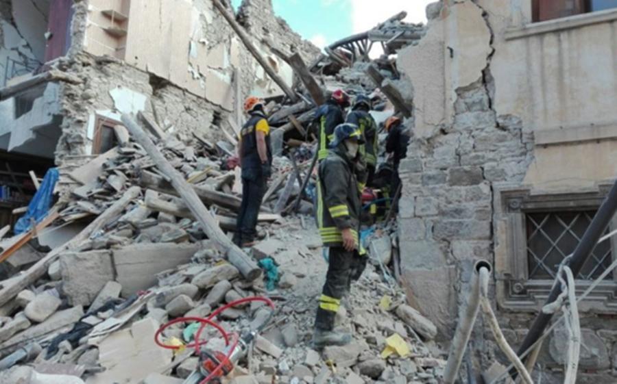 Novo terremoto atinge a região central da Itália