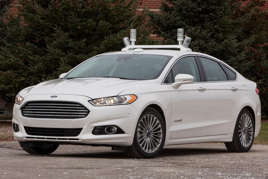 Ford quer ter carros autônomos em cinco anos