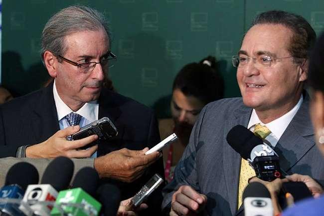 Lava Jato tem presidentes da Câmara e Senado, dizem jornais
