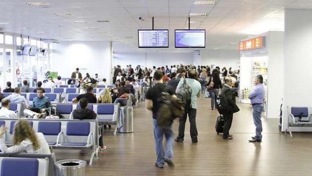 Infraero informa atraso em 1,8% dos 654 voos programados