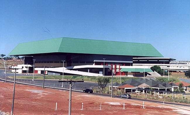 Goiânia Arena agora se chama Ginásio Valério Luiz de Oliveira