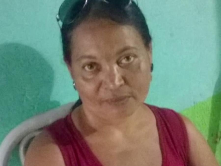 Corpo da professora Maria da Conceição Campos é encontrado