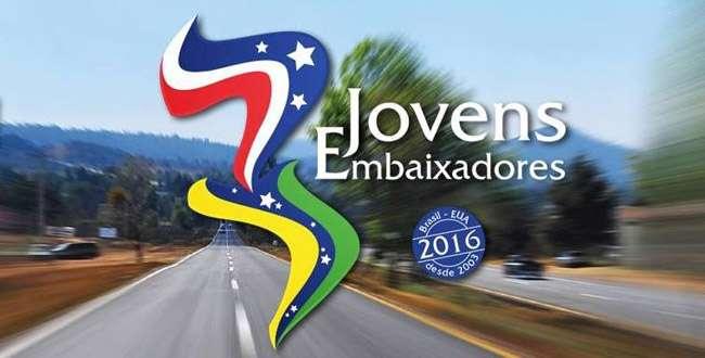 Inscrições abertas ao programa Jovens Embaixadores 2016