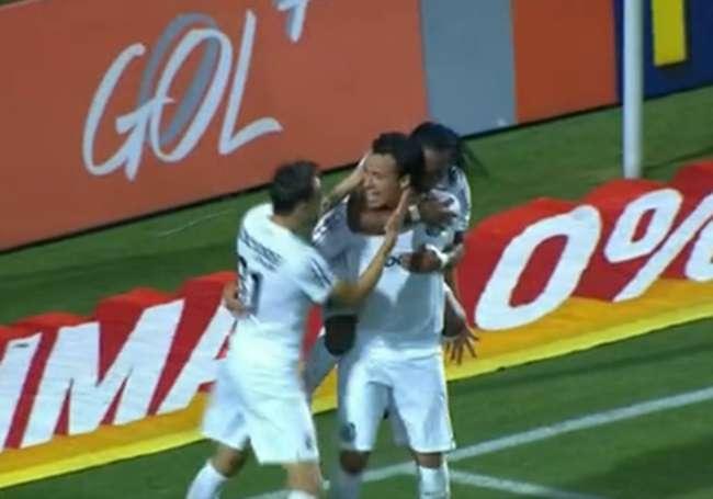 Damião marca e Santos vence na estreia de Enderson