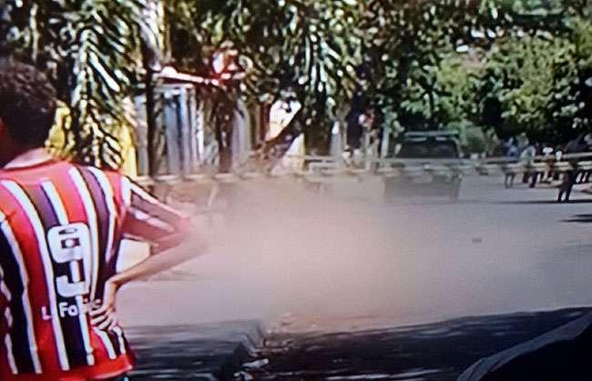 Homem é morto a tiros em rua do Jardim América