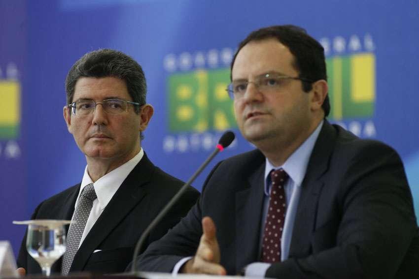 Dilma troca Levy por Nelson Barbosa no comando do Ministério da Fazenda