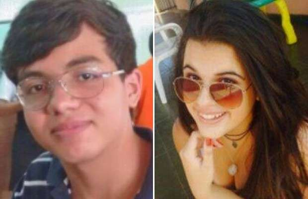 Casal de 15 anos que fugiu no Dia das Mães é encontrado em Araguari (MG)