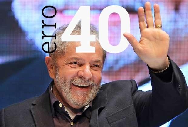 PT faz brincadeira com amputação de Lula em seu site oficial