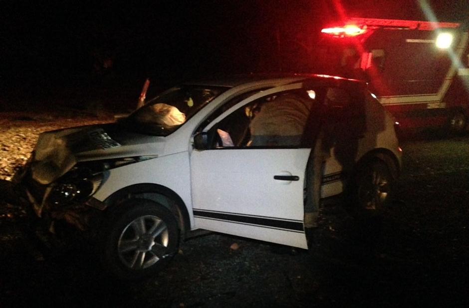 Acidente na BR-153 deixa três mortos em Jaraguá