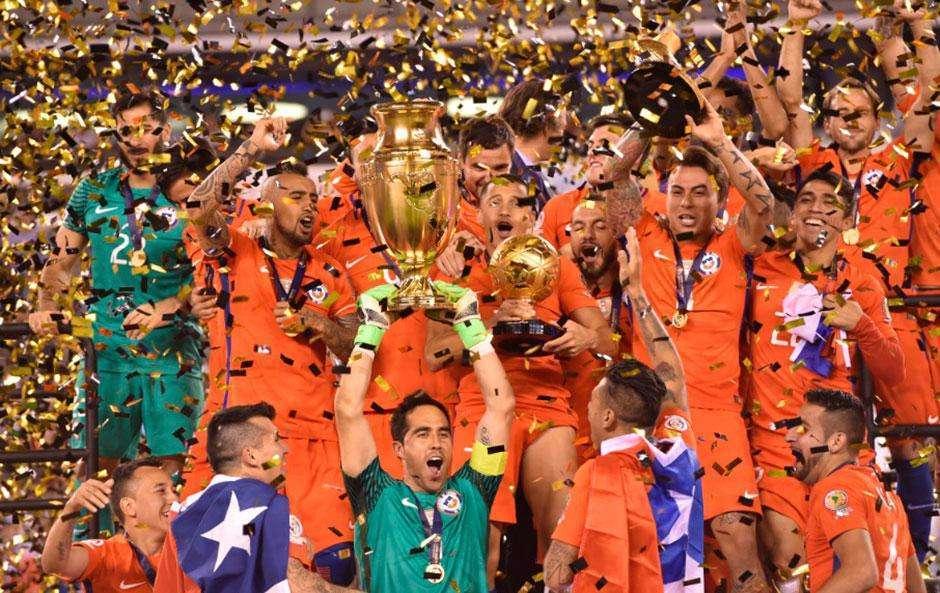 Messi isola pênalti, e Chile fatura bi da Copa América diante da Argentina