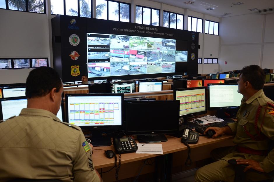 Secretaria de Segurança Pública irá instalar 195 câmeras de monitoramento em Goiânia
