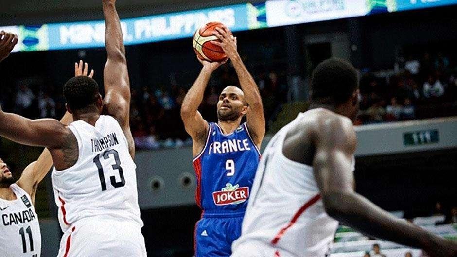 No basquete masculino, França é última equipe a se classificar para o Rio