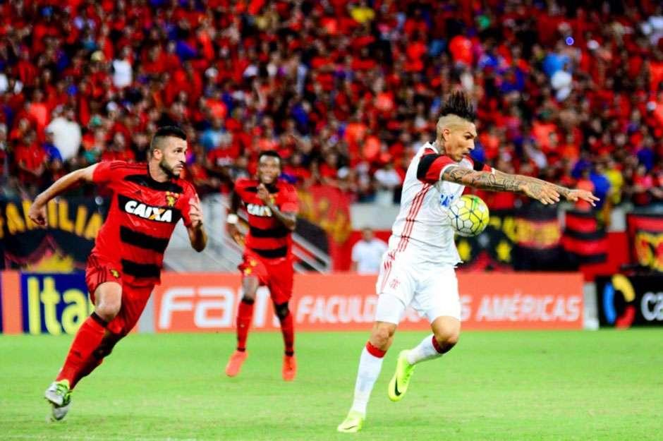Damião passa em branco na estreia, Flamengo perde para Sport e pode deixar G4