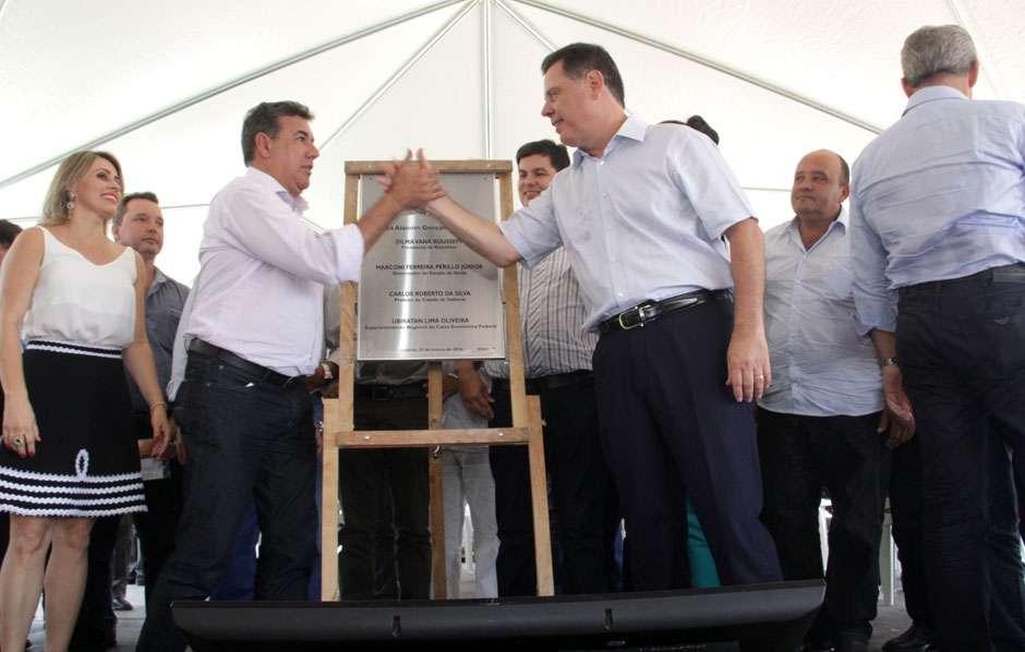 Governo estadual amplia oferta de energia elétrica em Itaberaí e região