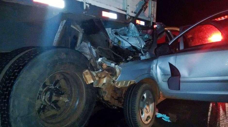 Fim de semana termina com 31 acidentes e duas mortes em rodovias federais em Goiás