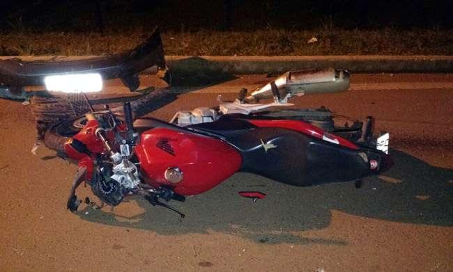 Jovem morre em acidente grave em Anápolis