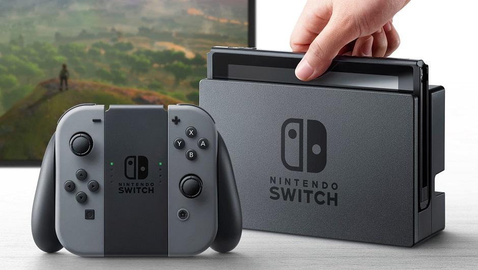 Nintendo Switch ganha preço e data de lançamento