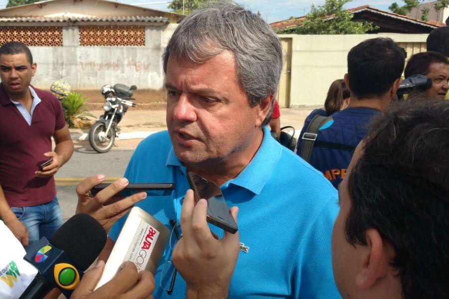 Jayme Rincón diz que se Vanderlan perder, Iris não vai conseguir administrar Goiânia