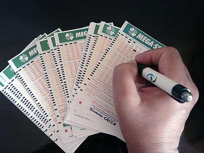 Veja os números sorteados na Mega-Sena nesta quarta-feira