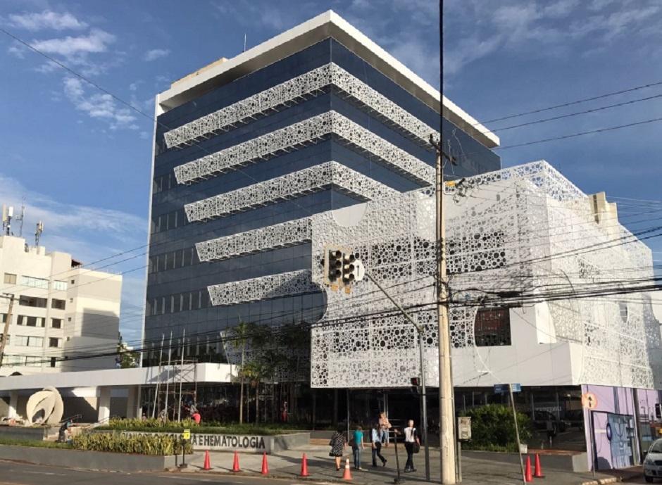 """""""INGOH"""" inaugura nova sede no Setor Sul."""
