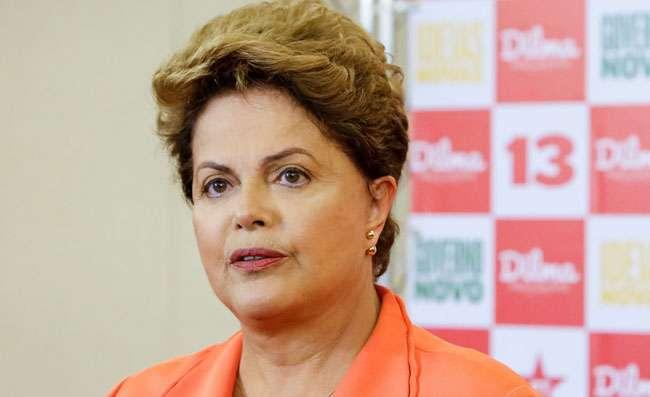Dilma diz que era generosa ao elogiar governo Aécio
