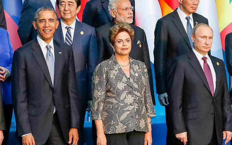 No G20, Dilma alerta para risco de concessão de subsídios agrícolas