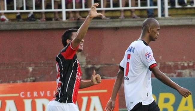 Atlético cai diante do líder da Série B e perde embalo