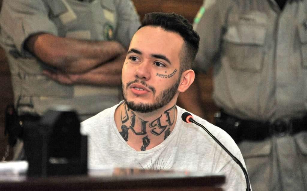 Luiz Guilherme é condenado a mais de 30 anos pela morte da namorada e do pai dele