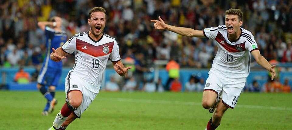 Na prorrogação, Alemanha derrota Argentina e é tetra