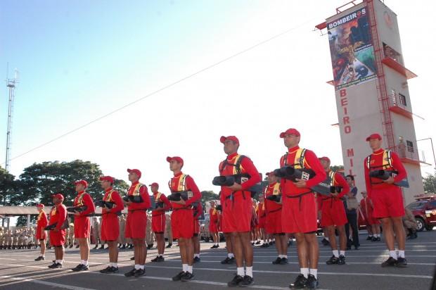 Concurso do Corpo de Bombeiros de Goiás abre 290 vagas com salários de até R$ 5.401