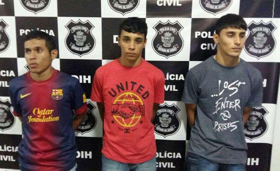 Dois suspeitos de participarem da morte do jovem Gabriel Caldeira são liberados pela Justiça