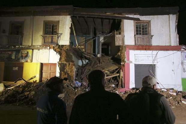 Terremoto no Chile deixa 8 mortos e 1 milhão de desalojados