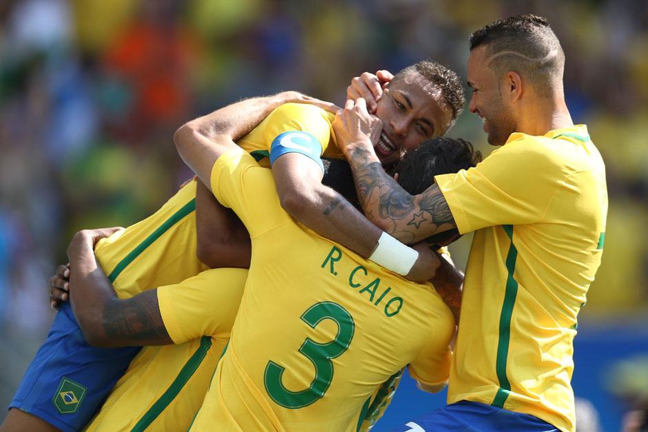 Goleada brasileira sobre Honduras faz audiência da Globo subir 110%