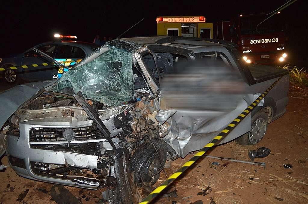 Acidente na GO-336 mata vereador de Guarinos e um policial militar