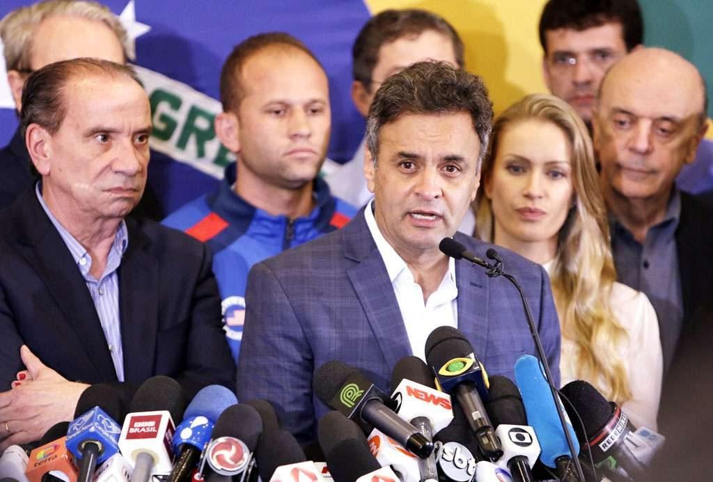 PSDB pede ao TSE auditoria na apuração de votos da eleição