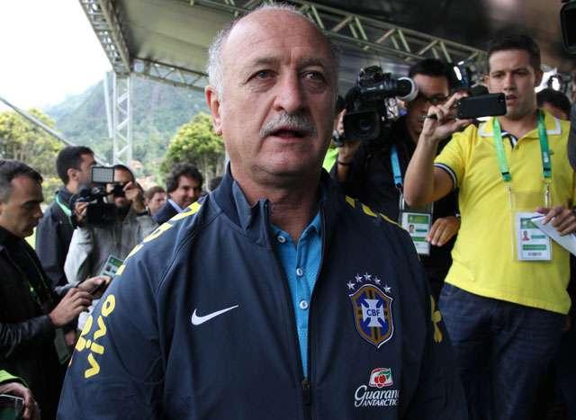 Seleção Brasileira chega à Granja Comary