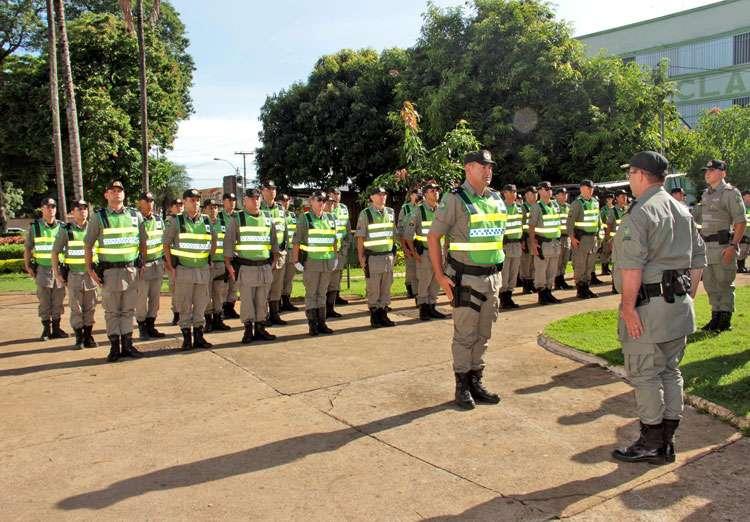 Polícia reforça segurança no Centro e em Campinas com a Operação Boas Festas