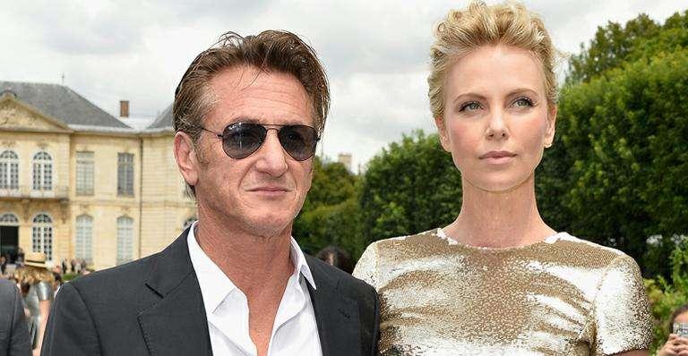 Charlize Theron e Sean Penn planejam se casar e adotar um filho