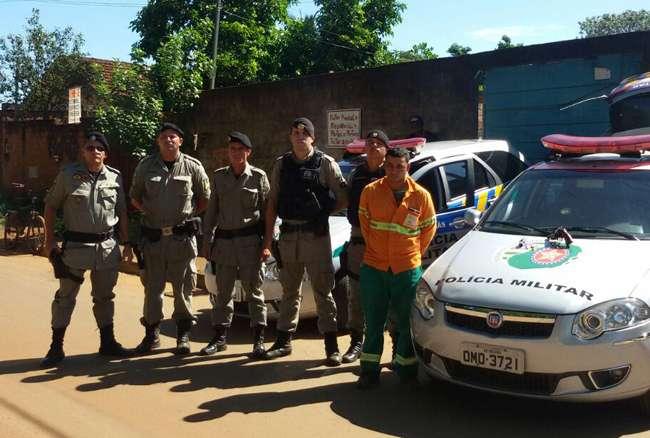 Funcionário da Comurg é preso após atirar em homem